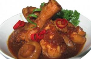 Cara Membuat Semur Ayam Spesial