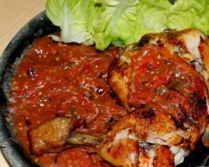 Resep Masakan Ayam Penyet Gurih