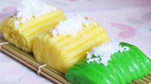 Resep Cara Membuat Kue Tradisional Getuk Lindri
