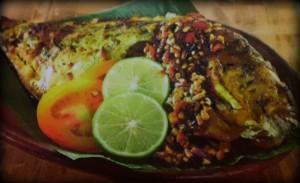 Resep Cara Memasak Ikan Etong Bakar Sedap Spesial