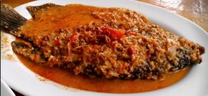 Cara Membuat Masakan Pecak Ikan Mas Lezat