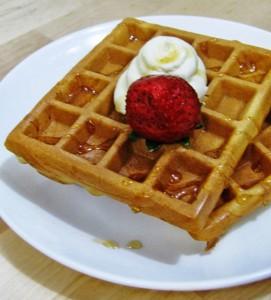 Cara Membuat Suguhan Renyah Kue Wafel
