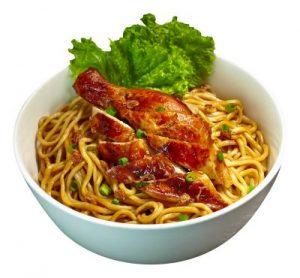 Resep Lamien Ayam Panggang Menu Spesial
