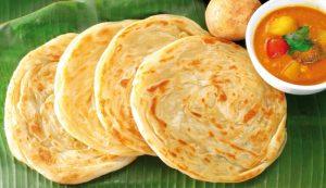 Cara Membuat Roti Canai Cemilan Khas India