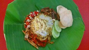 Resep Membuat Nasi Jinggo Kuliner Khas Bali