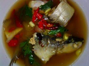resep asem-asem ikan bandeng