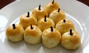 Cara Membuat Kue Nastar Selai Nanas Renyah