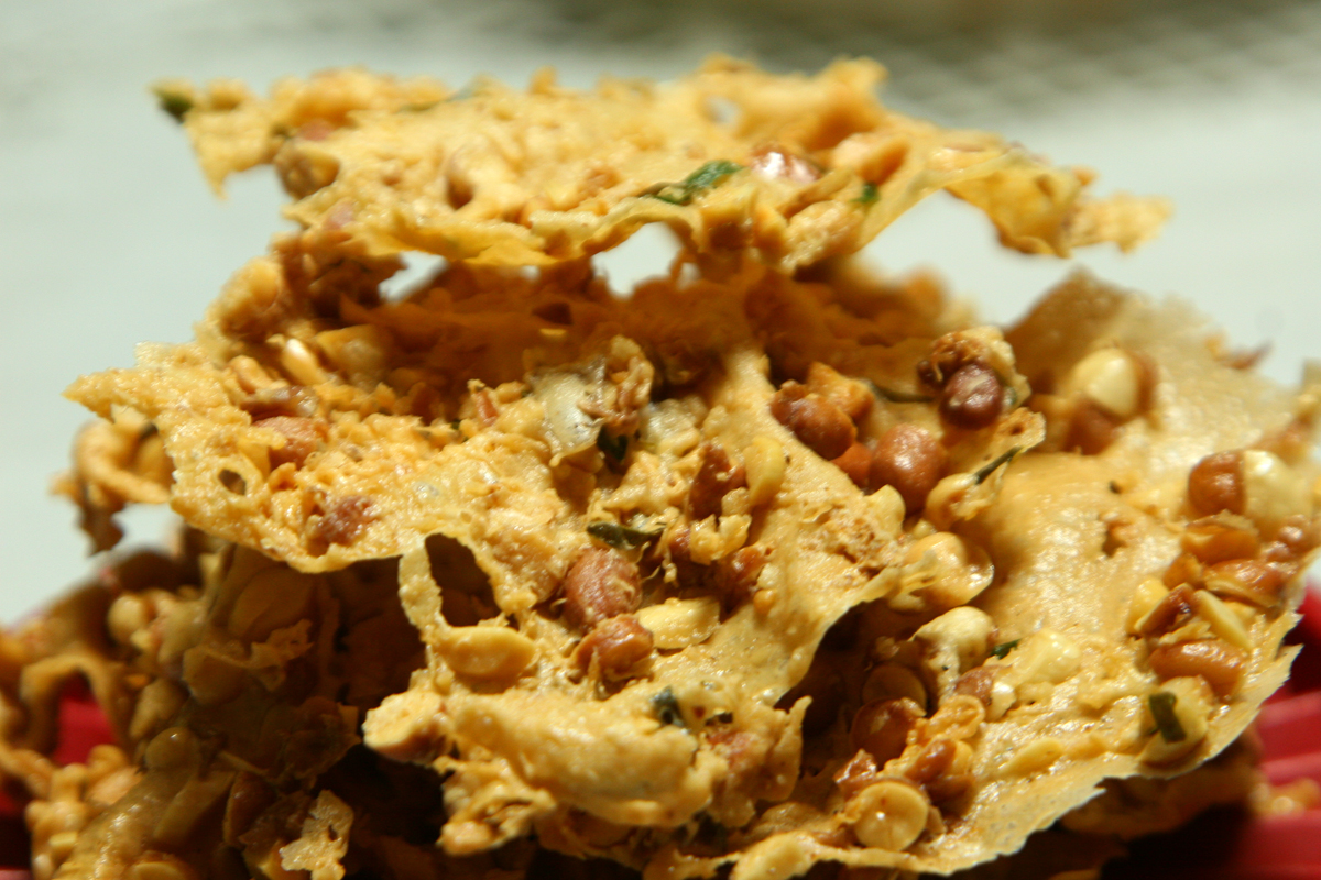 Resep Peyek Kacang Renyah, Gurih dan Enak - Resep Cara Masak