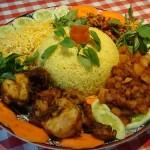 Resep Membuat Nasi Kuning Komplit Enak