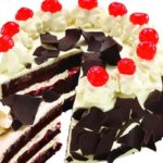 Sajian Kue Ulang Tahun, Kue Tart Black Forest Spesial