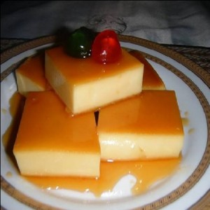 Cara Membuat Puding Cake