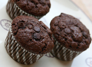 Resep Muffin Coklat Manis