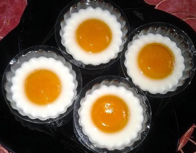Resep Puding Telur
