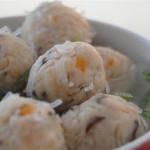 Resep Cara Membuat Bakso Udang Seafood Lezat