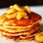 Cara Membuat Pancake Pisang Mudah Praktis