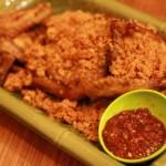 Resep Ayam Goreng Kremes Spesial Lezat