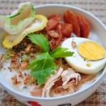 Resep Membuat Bubur Ayam Spesial Sedap