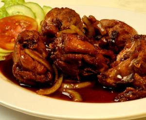 Resep Cara Memasak Ayam Mentega Spesial Enak