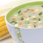 Cara Membuat Sup Jagung Manis Sedap Enak