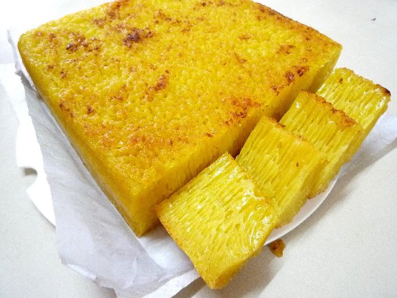 resep cara membuat kue bika ambon praktis enak   resep