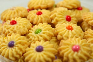 Resep Cemilan Nikmat Kue Semprit Panggang