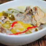 Resep Garang Asem Ayam Masakan Sedap Nikmat