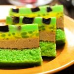 Resep Puding Pandan Cincau Menu Dessert Nikmat