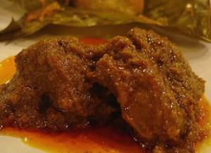 Resep Rendang Ayam Padang Enak