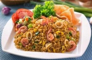 Resep Nasi Goreng Sedap Ala Restaurant