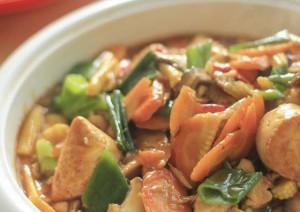 Resep Sapo Tahu Rasa Oriental Mantap