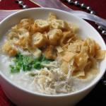 Cara Membuat Bubur Ayam Cina Sedap Enak