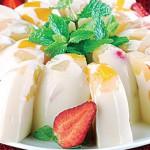 Resep Cara Membuat Puding Busa Coklat Susu Enak