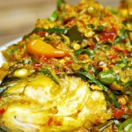 Cara Membuat Masakan Ikan Acar Kuning Sedap