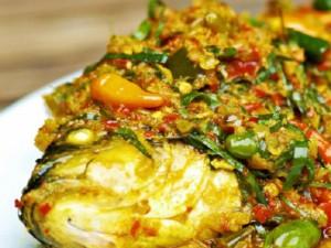 Resep Membuat Masakan Ikan Acar Kuning Sedap