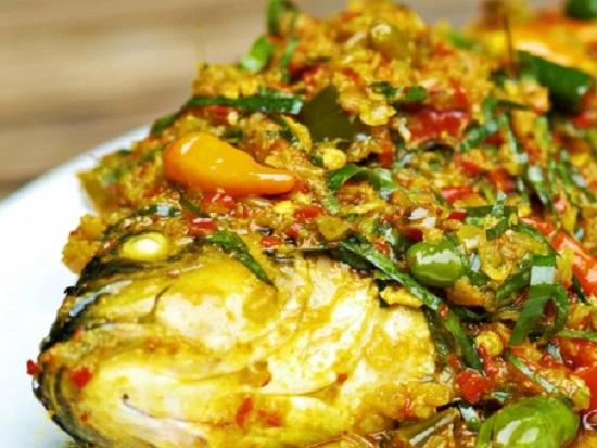 Hasil gambar untuk Resep Bandeng Acar Kuning – Masakan Khas Jakarta