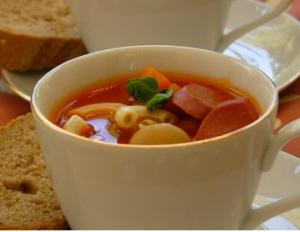 Resep Sup Merah Khas Jawa Timur Sedap Nikmat