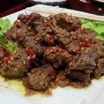 Resep Membuat Rendang Daging Unta Enak Lezat