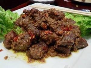 Resep Cara Membuat Rendang Daging Unta