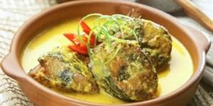 Resep Masakan Gurih Sup Susu Ikan Ebek