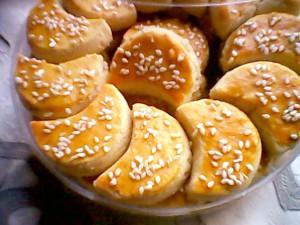 Resep Membuat Almond Kue Kering Nikmat
