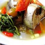 Cara Membuat Sup Ikan Tuna Sedap Lezat