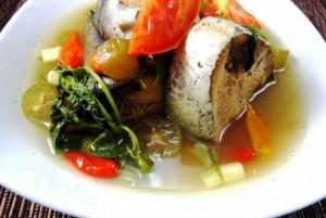 Cara Membuat Masakan Sup Ikan Tuna Lezat