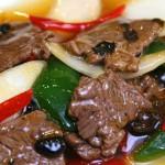 Resep Tumis Paprika Campur Daging Sapi