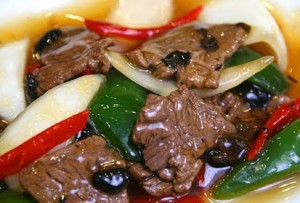 Resep Masakan Lezat Tumis Paprika Campur Daging Sapi