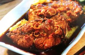 Resep Masakan Tomat Ikan Tengiri Sedap