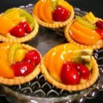 Resep Membuat Dessert Fruit Tartlet Ala Perancis