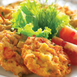 Cara Membuat Bakwan Sosis Isi Sayuran Sedap Gurih