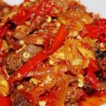 Cara Membuat Daging Kelinci Bumbu Rica Rica Pedas Spesial