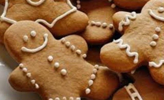 Cara Membuat Kue Jahe Gingerbread Renyah