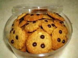 Cara Membuat Kue Kering Koin Renyah
